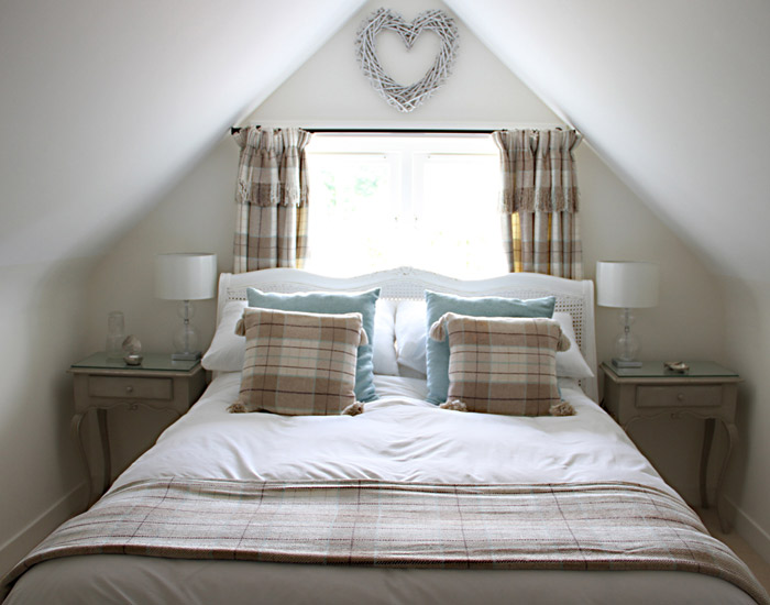 Bramble Cottage Bedroom