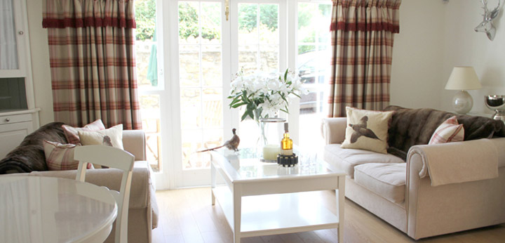 Brambe Cottage interiors