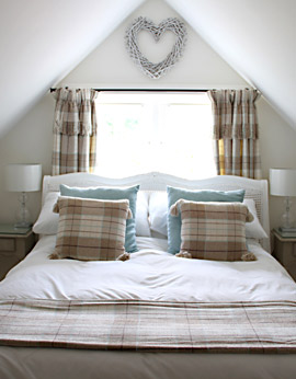 Booking Bramble Cottage, East Lothian, Scotland